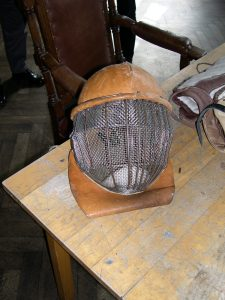 Μάσκα προστασίας για τη χρήση εκπαίδευσης της Ακαδημαϊκής σπαθασκίας
