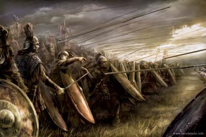 Roman Phalanx