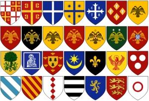 Ρωμέικα Οικόσημα (Byzantine Heraldry)