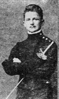 Ο Stjepan Kerec σε νεαρή ηλικία
