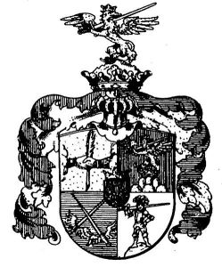 The coat of Arms of the Freifechter Guild